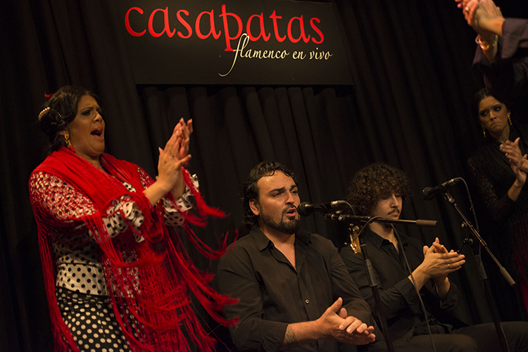 Galer a l deres 2014 gastronom a y flamenco en casa patas fundaci n consejo espa a brasil - Casa patas flamenco ...