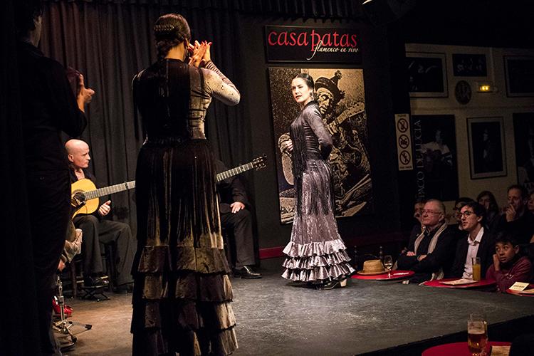 Galer a l deres 2016 espect culo flamenco y cena en casa patas fundaci n consejo espa a brasil - Casa patas flamenco ...